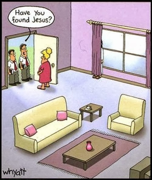 Have you found Jesus? Image
