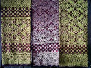 Tenun Songket Palembang