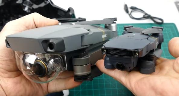 Review Drone Eachine E58 Yang Mirip Mavic Pro