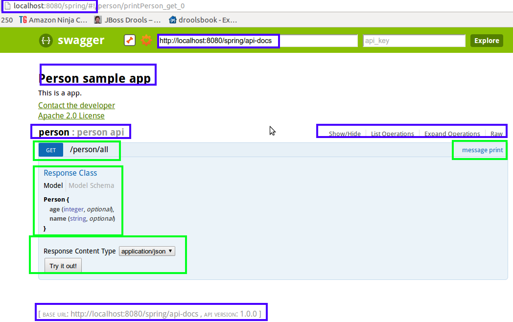 Swagger integration with RestEasy and Spring (JBoss-AS-7
