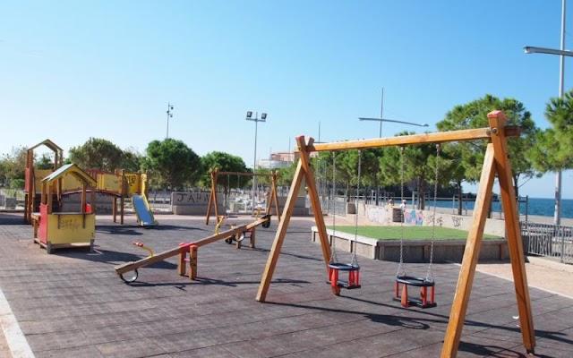 Θεσσαλονίκη: Αλλάζουν όψη παιδικές χαρές, πλατείες, πεζόδρομοι – Οι περιοχές