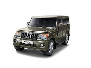 Mahindra Bolero gets future ready with safety & emission upgrades