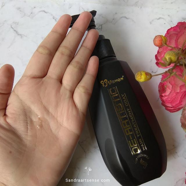 Vitamin Rambut Venon hitam