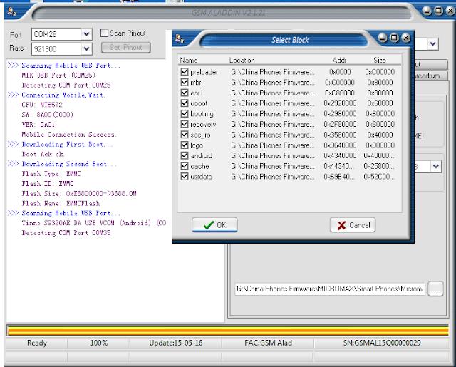 GSM AladdinV2 1.34 With Loader