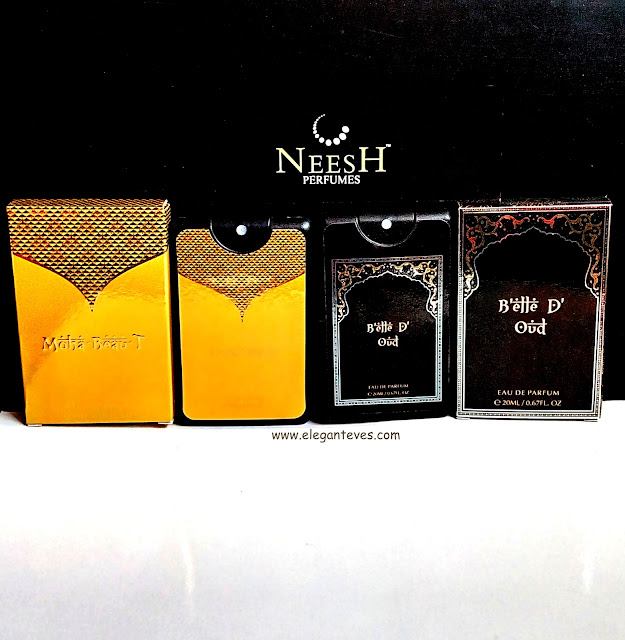 Review/First impressions of Neesh Perfumes
