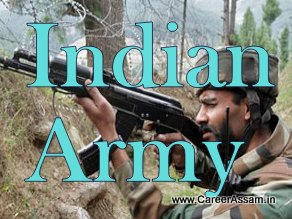 Job in Indian Army through 10+2 Technical Entry