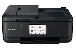 Imprimante Pilotes Canon PIXMA TR8530 Télécharger