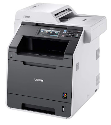 packed colour Light Amplification by Stimulated Emission of Radiation multifunction printer ideal for i to  Brother DCP-9270CDN Driver Downloads