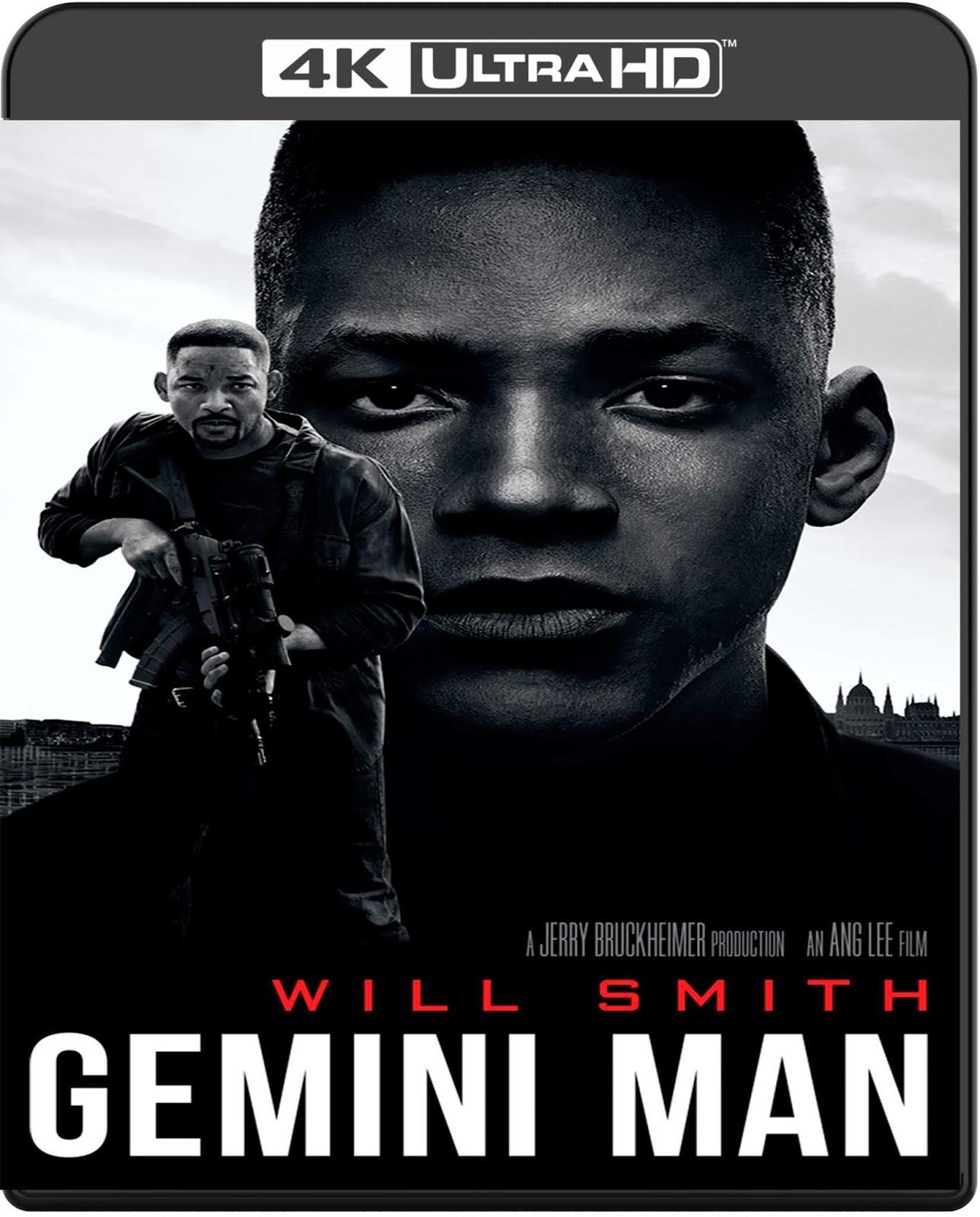 Gemini Man [2019] [UHD] [2160p] [Latino]