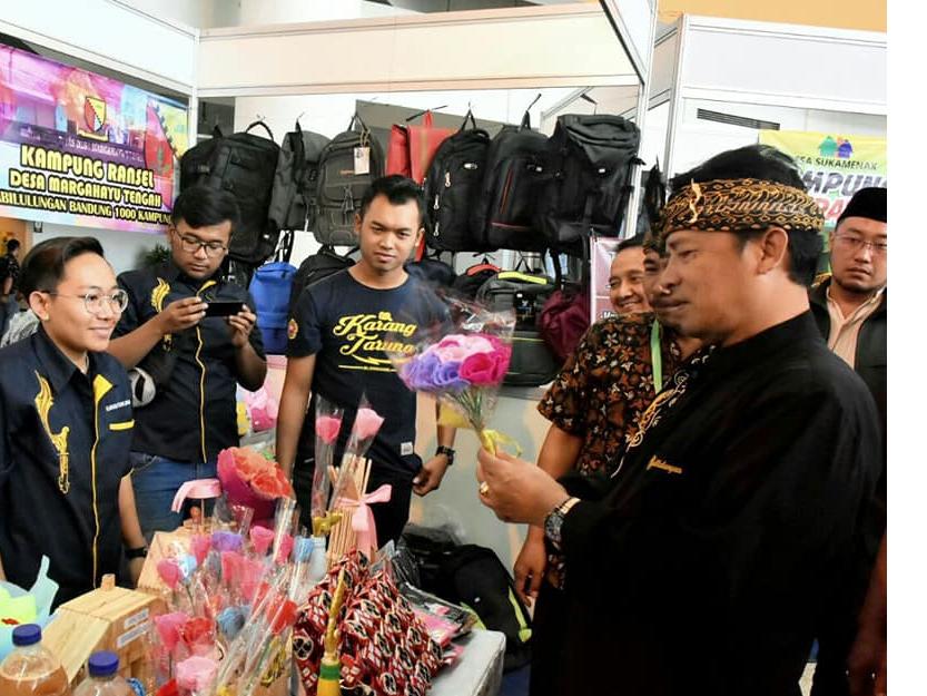 Margahayu Fair 2018, Event Promosi UMKM Kabupaten Bandung ...