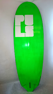 PULS Boards Custom Slalom 120l