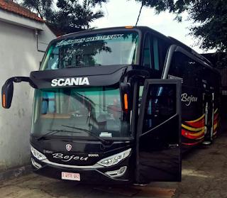 Bus Semarang Jakarta