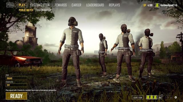 PUBG Squad
