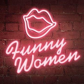 Funny Women workshop at Women in Sisterhood May Event