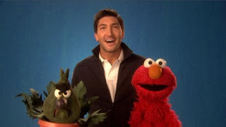 Confidence is a word introduced by Evan Lysacek and Elmo in The Word of the Day segment. Sesame Street The Best of Elmo 3.