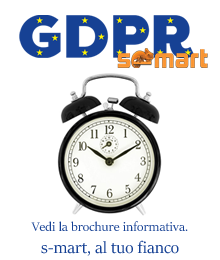GDPR: regolamento europeo per la Privacy.