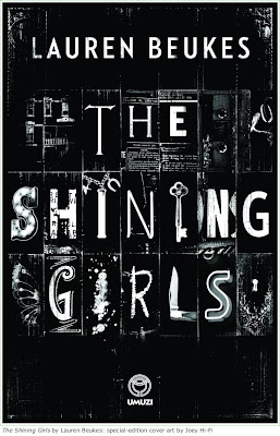 Cover for the limited edition hardcover of The Shining Girls
