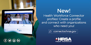 HRSA Workforce Connector image