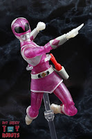 Lightning Collection Mighty Morphin 'Metallic' Pink Ranger 15