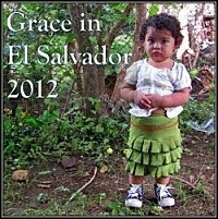Grace in El Salvador 2012