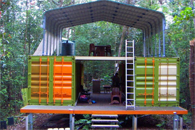 Boc best shipping container home ideas cost effective - Two story shipping container homes ...