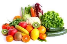Perlambat Penuaan Dengan Sayur dan Buah