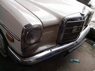 Bukalapak Mobil Bekas Mercy Mini 200 1971