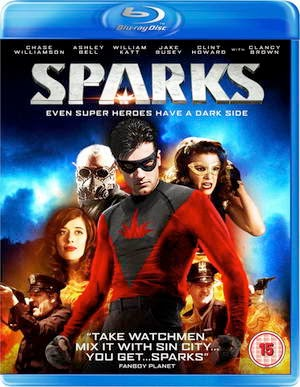 Sparks 2013 720p BRRip 700mb YIFY