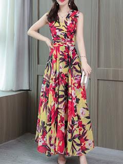 long women dresses