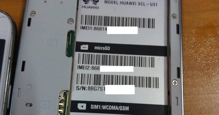 Huawei Scl