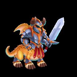 Warlord Dragon (Teen)