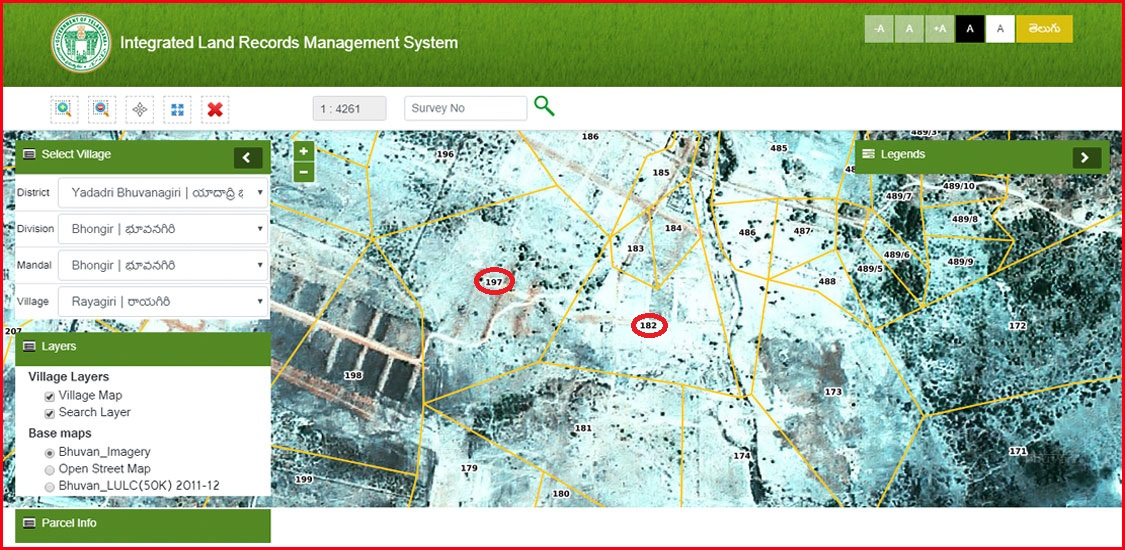 Land Records Management System