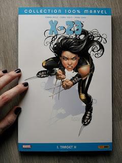 X-23 comics