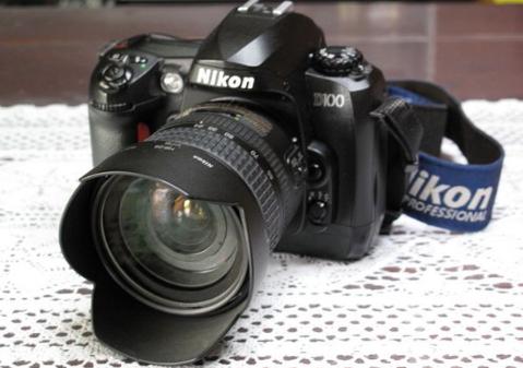 Spesifikasi dan Harga Kamera Dslr Nikon D100 Terbaru