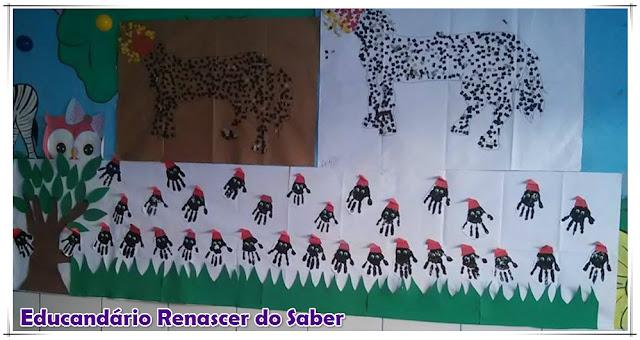 Painel Dia Do Folclore: Painel Folclórico Mula-sem-cabeça E Saci Pererê