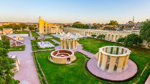 Jantar Mantar Tourism Monuments Place in Jaipur Rajasthan