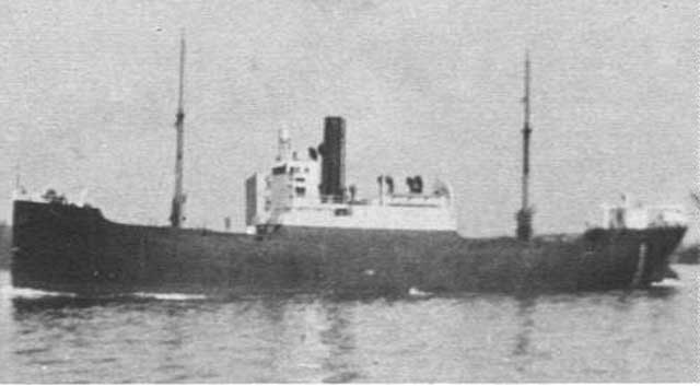 Norlavore, sunk on 24 February 1942 worldwartwo.filminspector.com