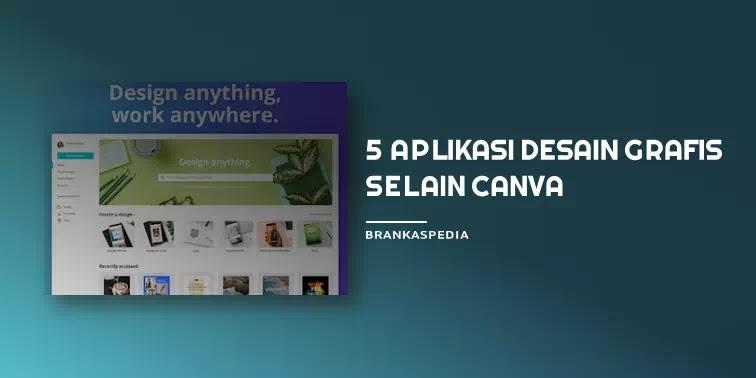 aplikasi desain grafis selain canva