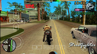 Grand Theft Auto Vice City Stories PPSSPP