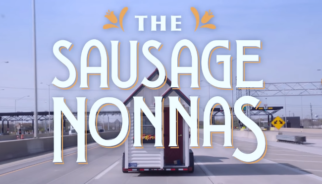 Johnsonville and Uber Deliver Sausage With The Help of the Sausage Nonnas
