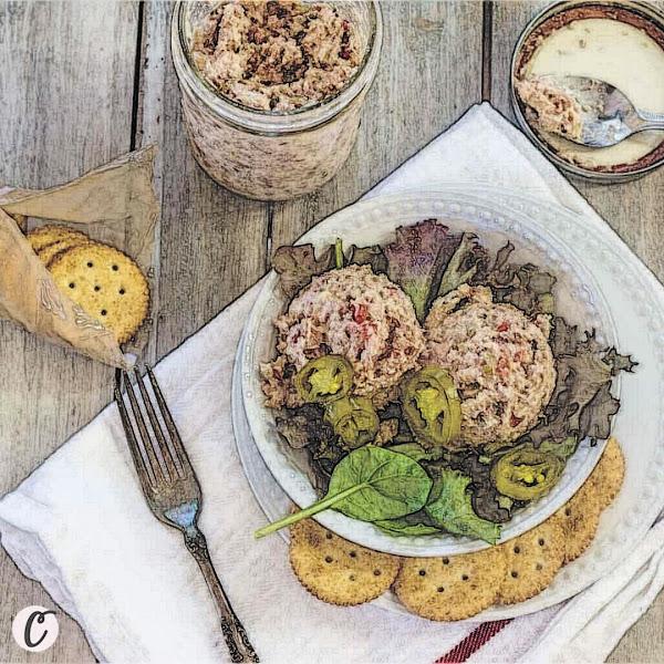 Ham 🥪 Salad 🥗