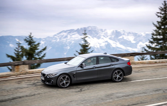 2018 BMW 4 Series Gran Coupe Facelift  Four-Door Review