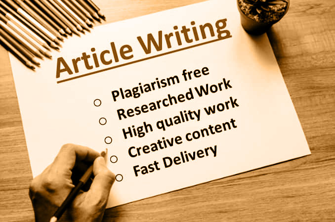 Making Money with Articles: Free Article Content