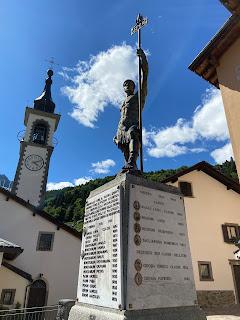Center of Valgoglio.