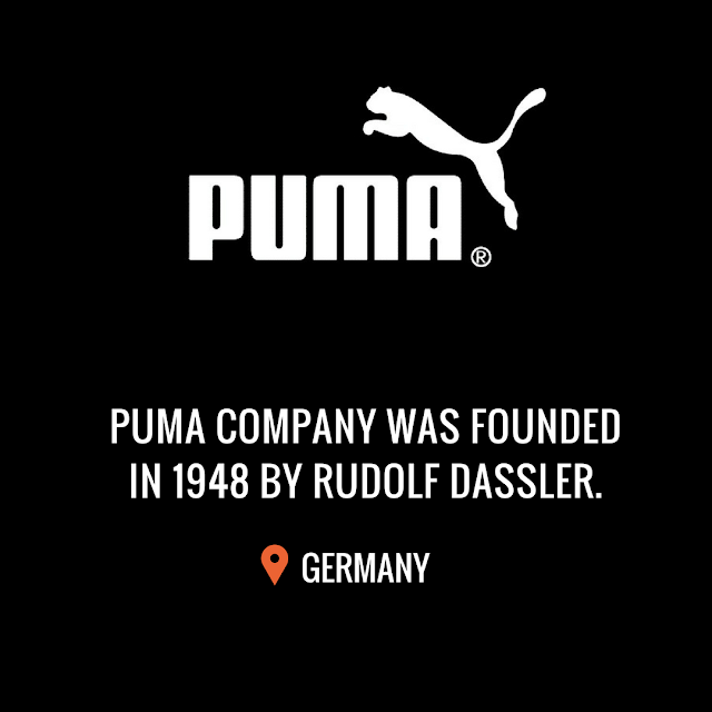 puma founded