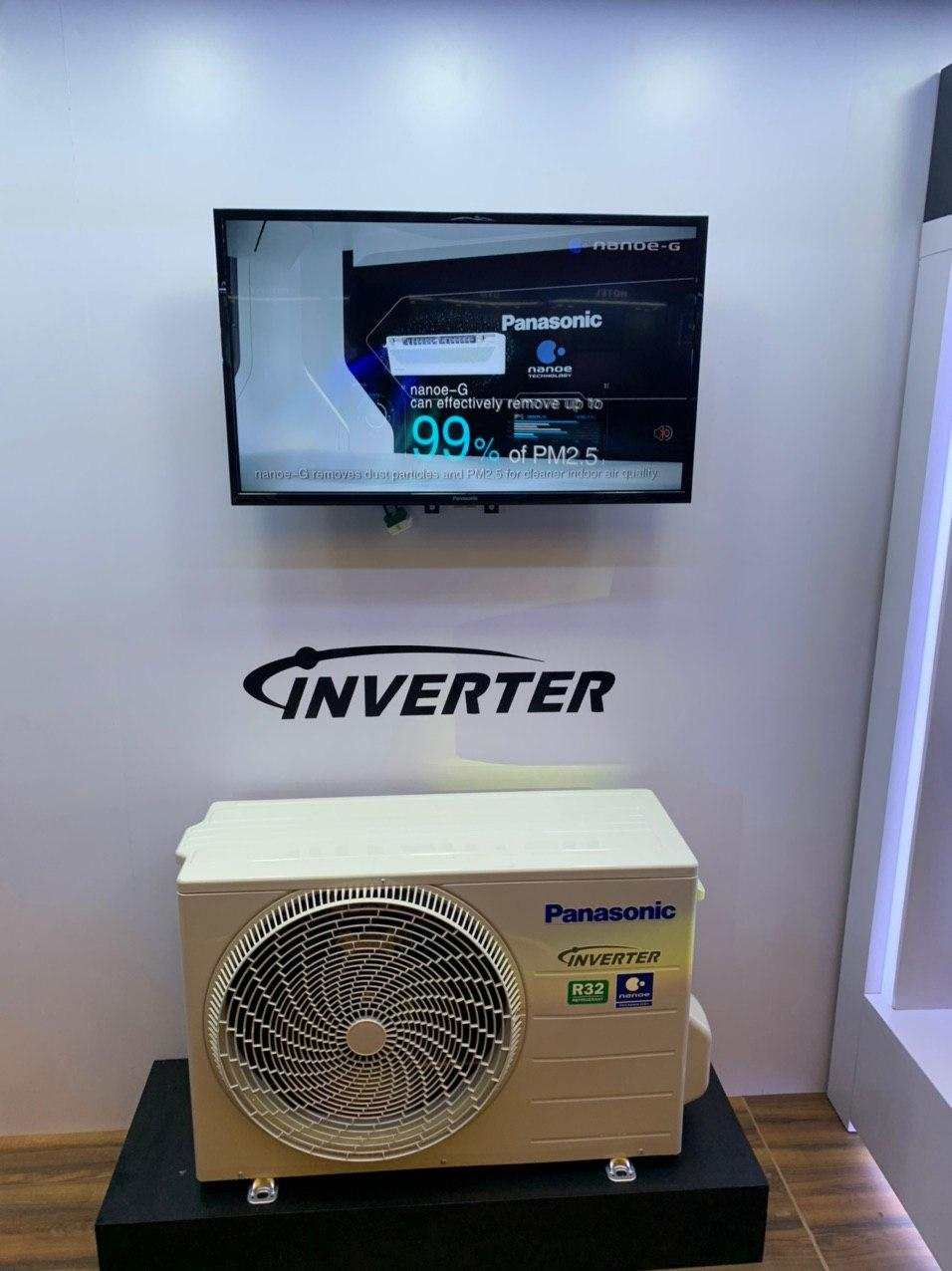 Panasonic Air Conditioning, Panasonic Aircon