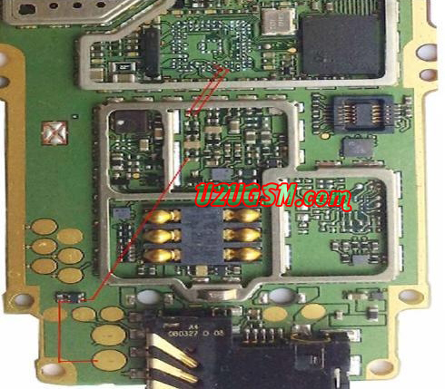 Nokia 1209 Mic Problem Jumpers Solutions Ways Mic Is Not Working