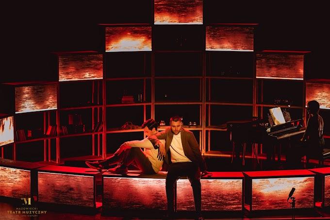 Psychika mordercy w musicalu Thrill Me (Mazowiecki Teatr Muzyczny) / recenzja / analiza