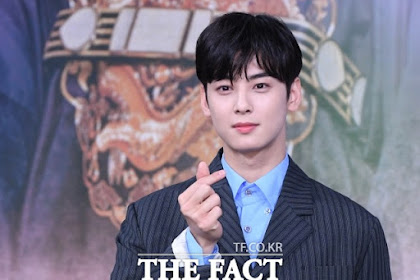 Cha Eun-woo Face is genius, Acting too unrealistic, 얼굴 천재 차은우, 연기도 비현실적