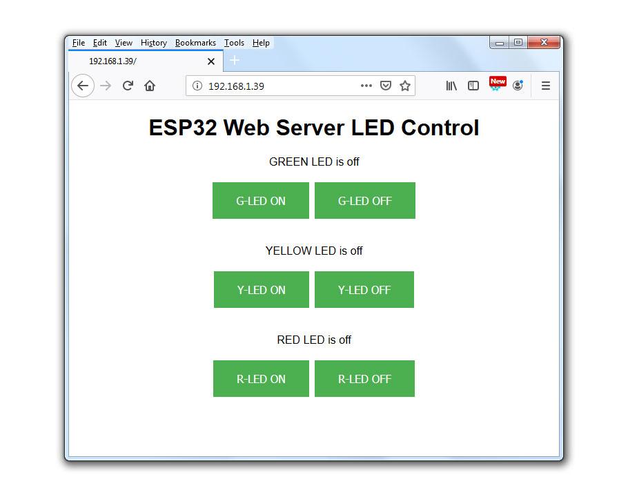 Esp32 Wifi Off